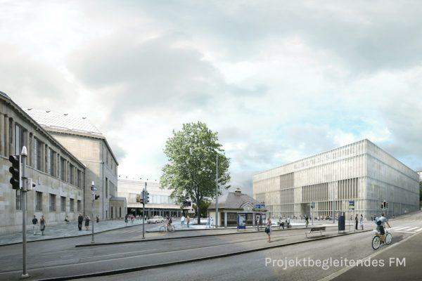 Erweiterungsbau Kunsthaus